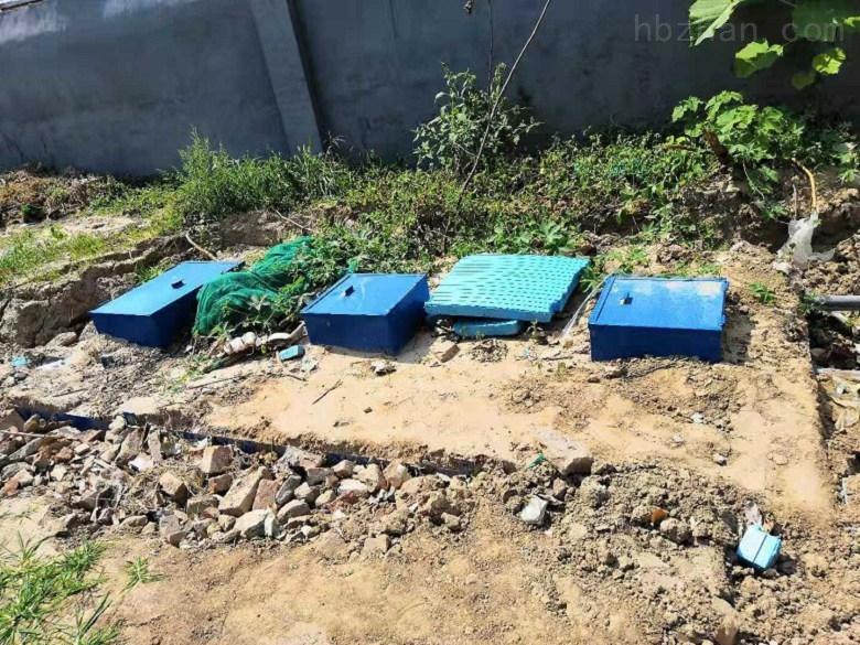 石家庄一体化污水泵站技术