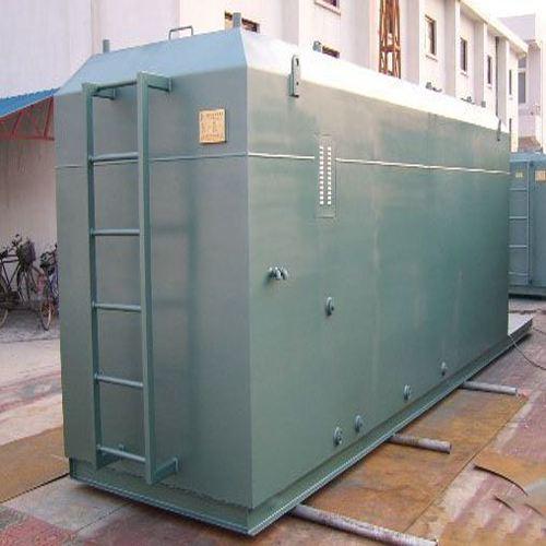 mbr污水處理一體化設備