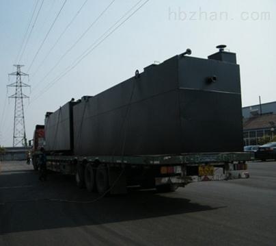 郴州一体化预制泵站技术
