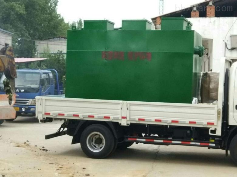 莱芜一体化污水泵站技术