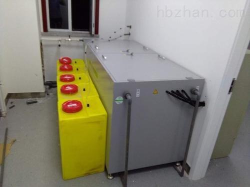 环保有害液体实验室污水处理设备安装环境