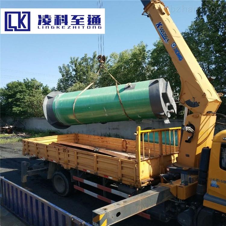 一体化提升泵站一体化预制污水提升泵站预制式一体化提升泵站