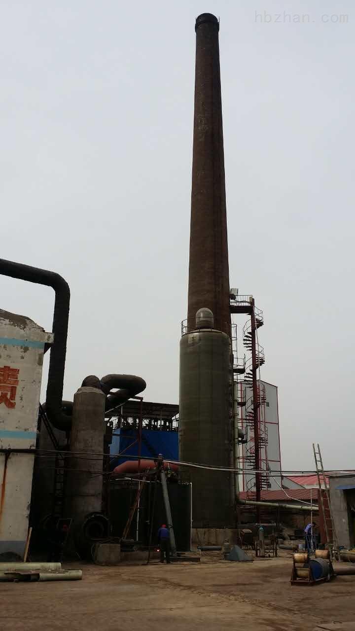 营口脱硫设备砖厂隧道窑脱硫设备