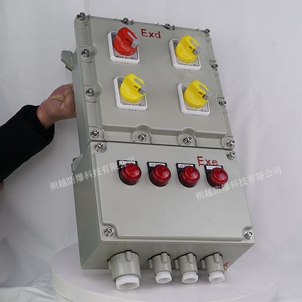 防爆控制箱在使用技术上有哪些要求?
