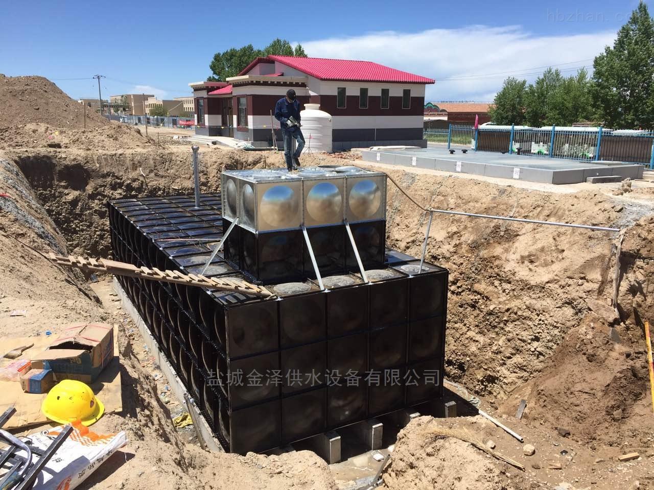 <strong><strong>消防箱泵一体化增压给水设备全面销售</strong></strong>