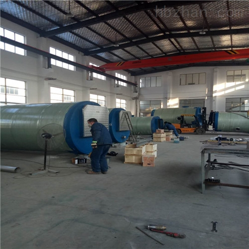 <strong>日处理5000立方污水提升一体式泵站大概价格</strong>