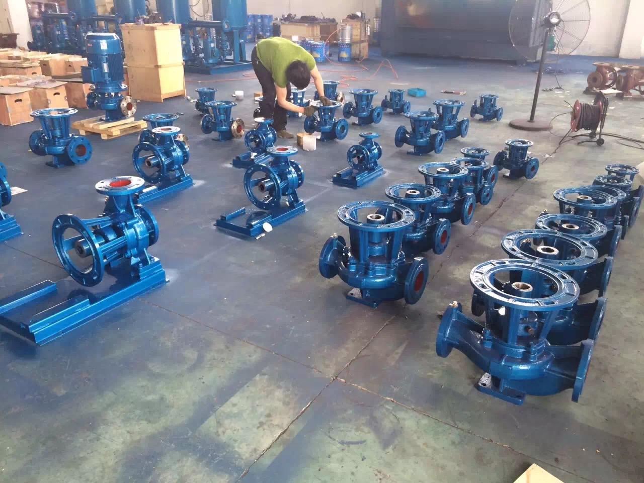 冷却水循环水泵