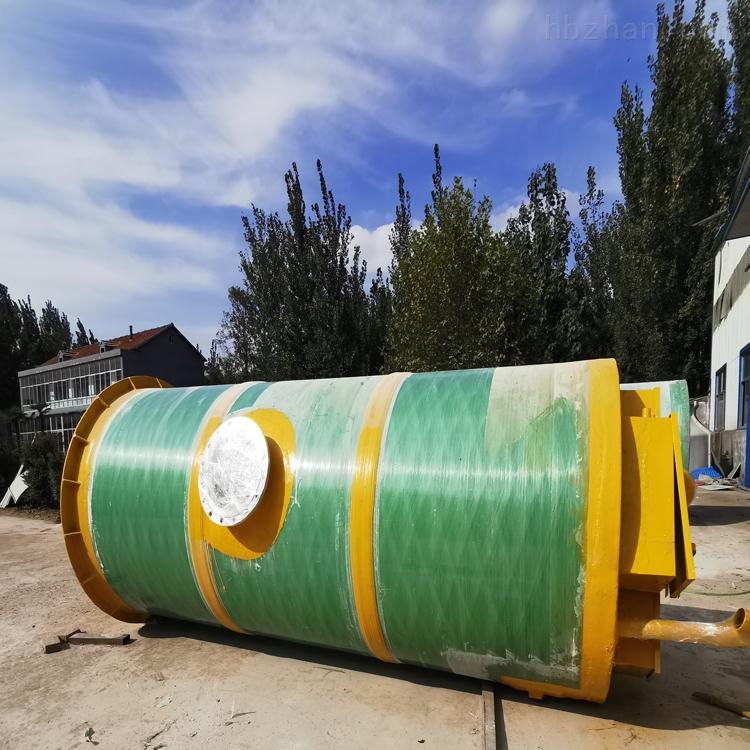 太原市乡镇一体化预制泵站如何使用