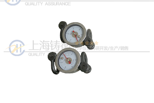 SGJX双针式拉拔测力计