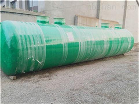 湖北省地埋式一體化污水處理設備技術要求
