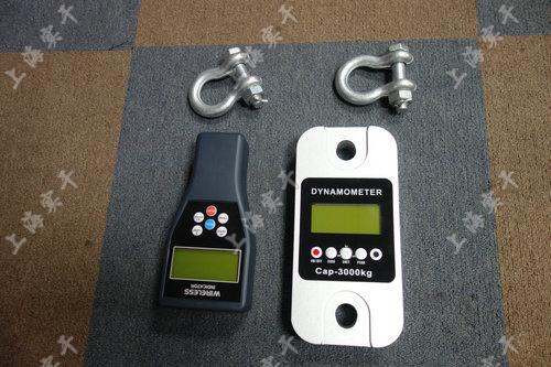 无线数字测力仪