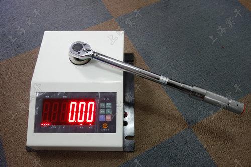 扭力扳手检定装置-扭矩扳手检定装置