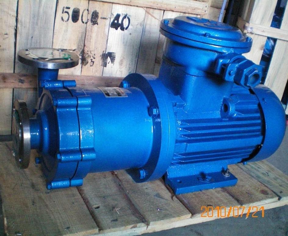 防爆型CQ不銹鋼磁力泵