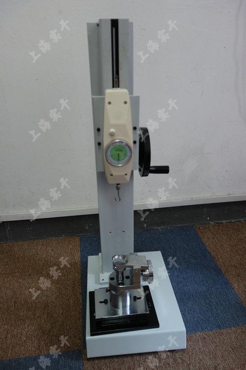 钮扣拉力试验机图片 可配置SGNK表盘推拉力计