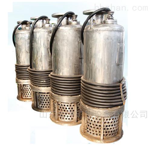 不锈钢矿用防爆潜水泵