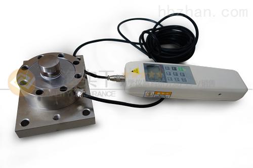 ,数显高精度测力仪液压缸实验中