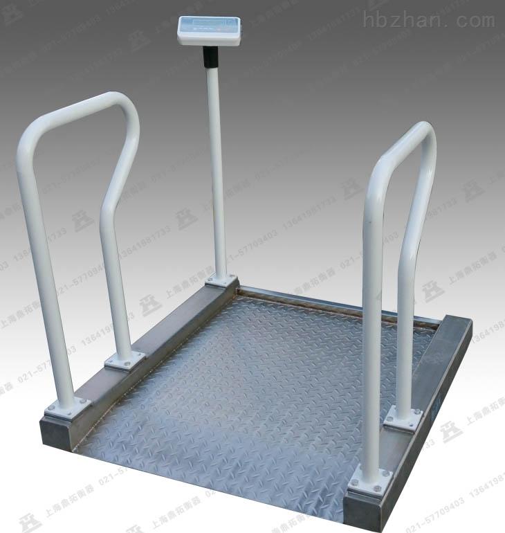 北京大兴不锈钢轮椅体重秤厂家
