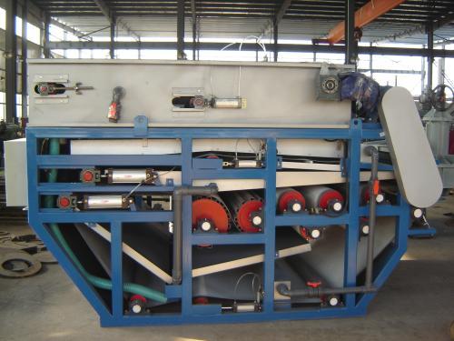 板框压滤机轻松对付各种废旧污水的方法