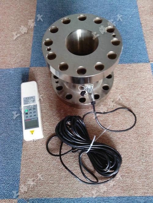 法兰电子式数显测力仪 量程10KN -100KN