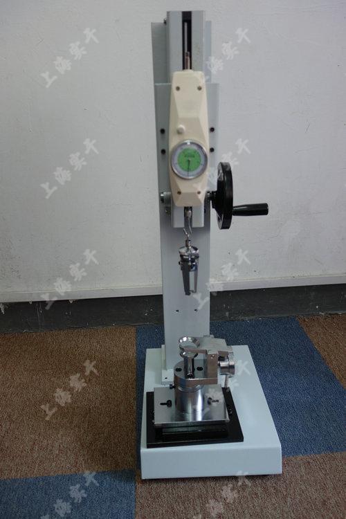钮扣拉力检测机-手动钮扣拉力检测机