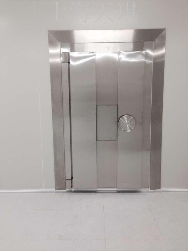 防盗安全门那里有