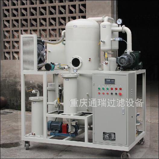 ZJD-S润滑油脱水过滤机