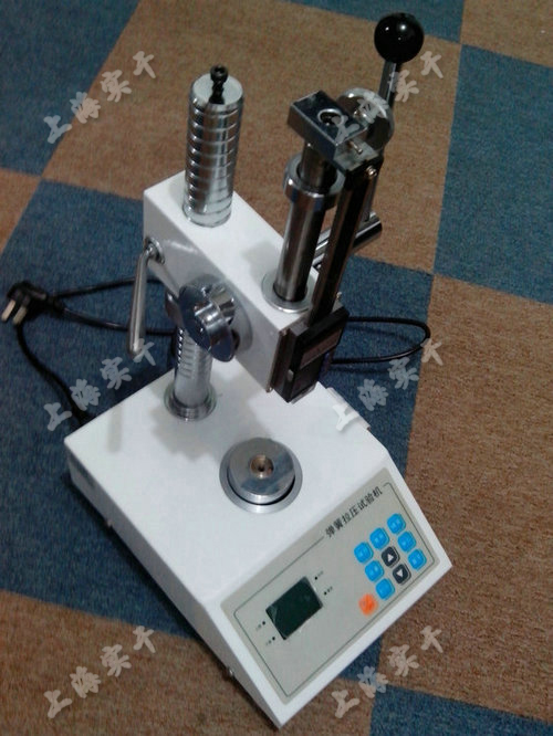彈簧拉壓實驗機