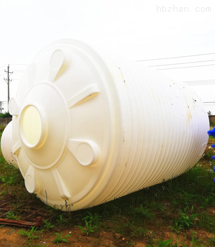 40吨PE储罐 氯化钠储罐