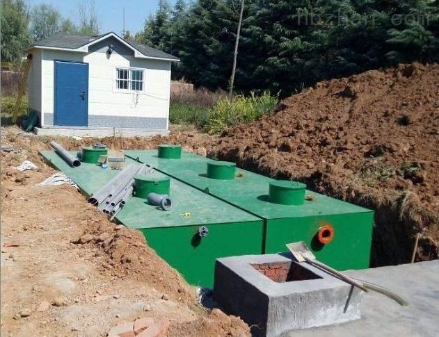 无锡城乡生活污水处理设备