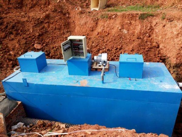 镇江城镇社区污水处理设备