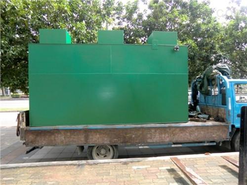 扬州新农村改造污水处理设备