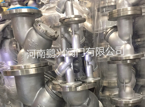 <strong><strong><strong>美标不锈钢Y型过滤器</strong></strong></strong>