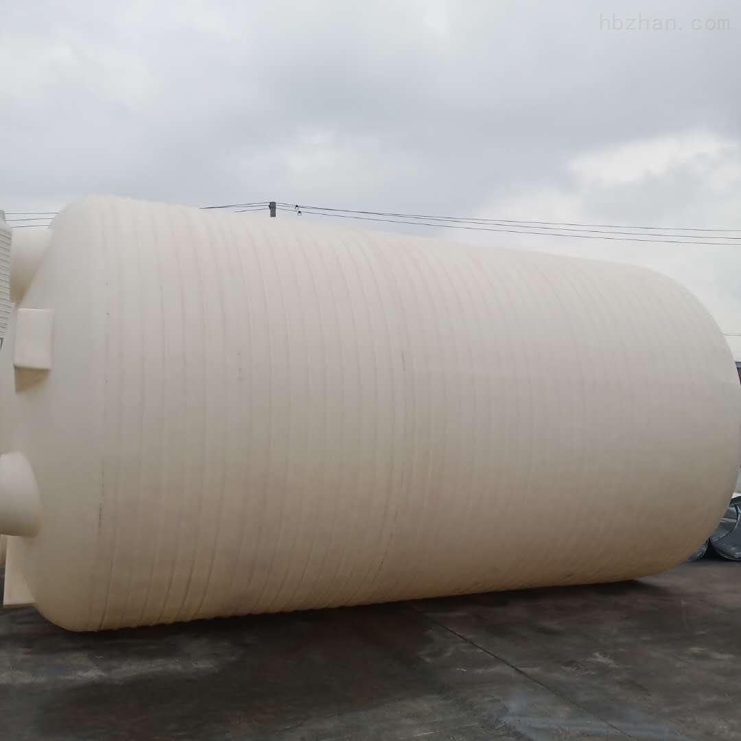 50吨塑料储水罐 50立方硫酸储罐