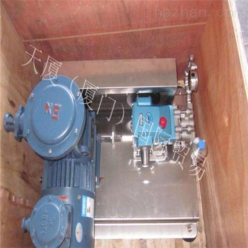 <strong>CAT3531不锈钢高压柱塞泵</strong>
