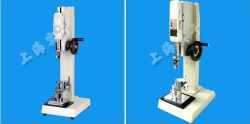 钮扣拉力测试仪图片 可配置SGNK表盘推拉力计