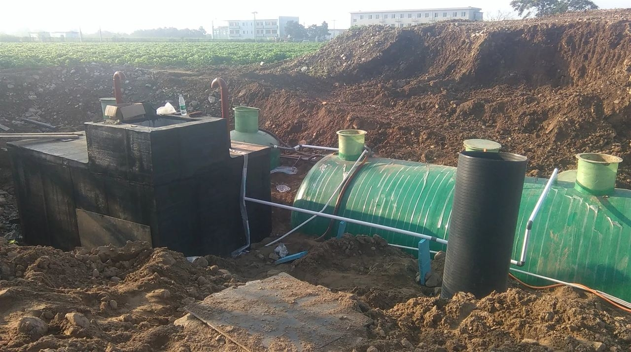 苏州职工宿舍污水处理设备