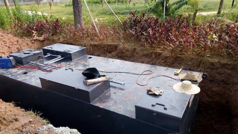 常州城乡生活污水处理设备