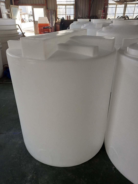 谦源1立方塑料加药桶 大型塑料加药箱