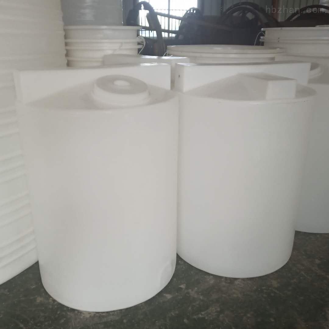 谦源1立方搅拌加药箱 大型塑料加药箱