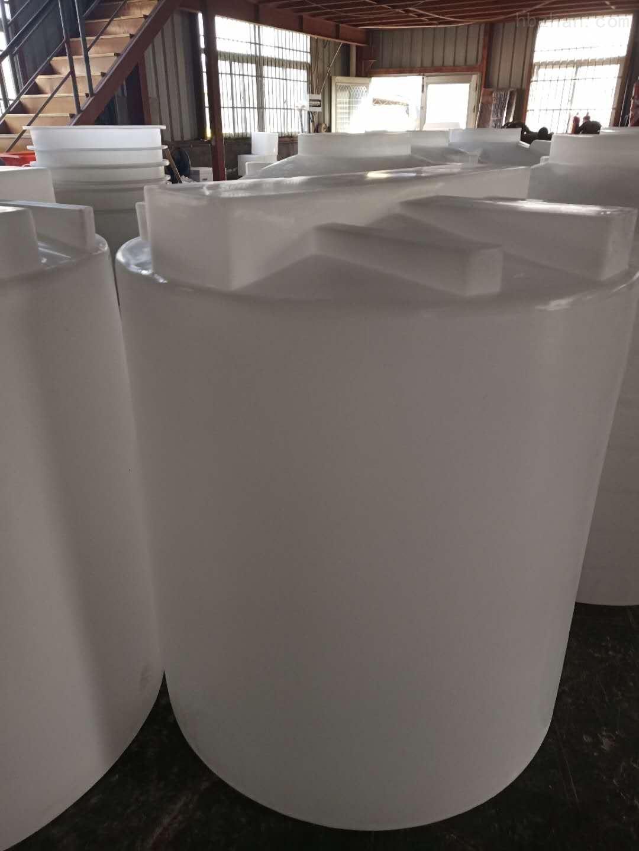 谦源1000L塑料搅拌罐 乙酸钠搅拌罐