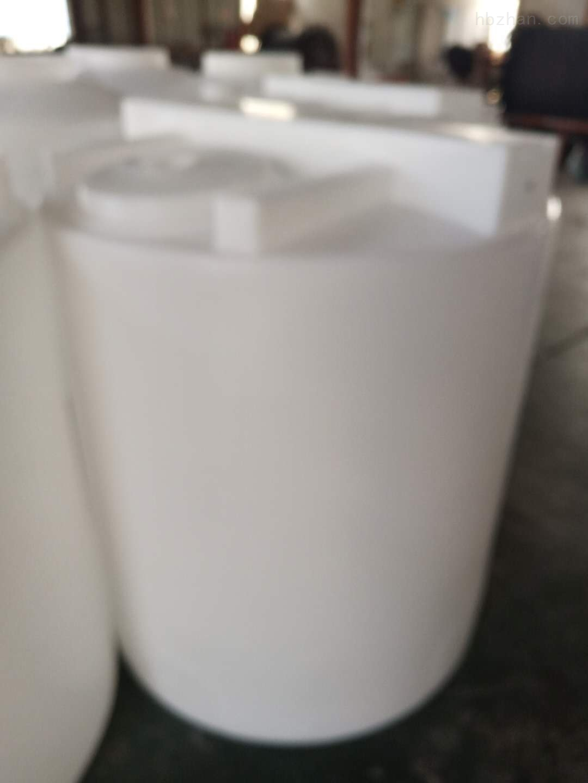谦源1立方塑料加药桶 乙酸钠搅拌罐