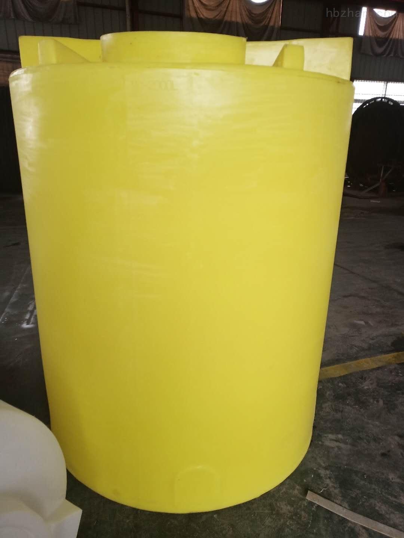 谦源2立方搅拌加药箱 氢氧化钠搅拌罐