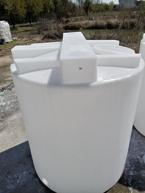 谦源2立方塑料加药桶 液体储存桶