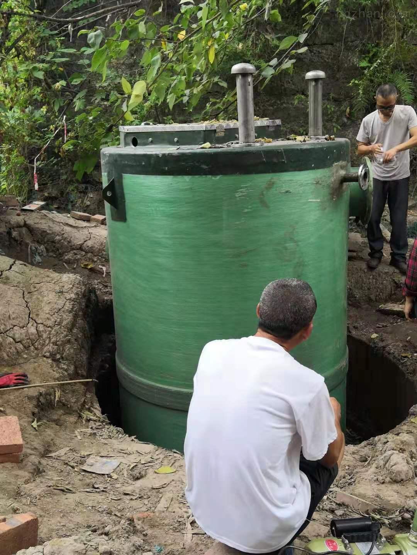 大连GRP污水提升泵站多少钱