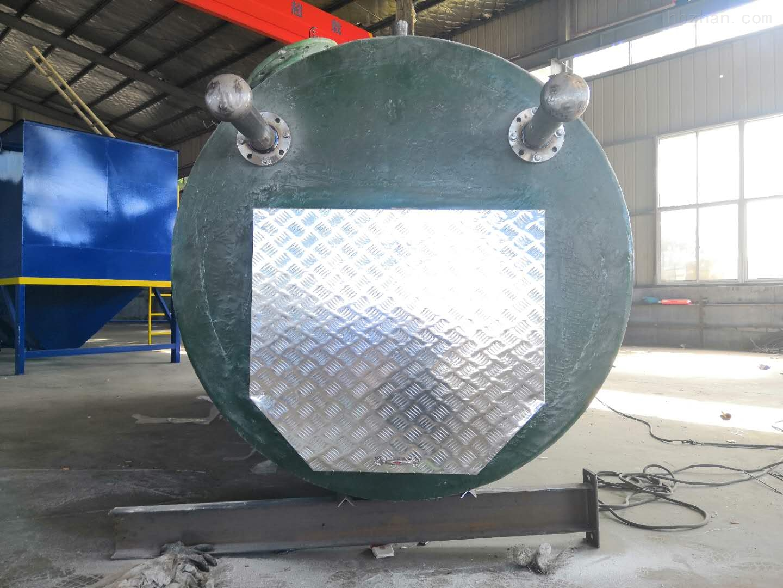 迪庆雨水提升泵站生产厂家