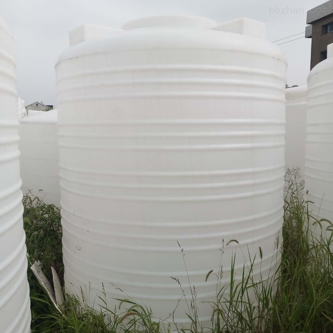 谦源3000L塑料搅拌桶 次氯酸钠储罐