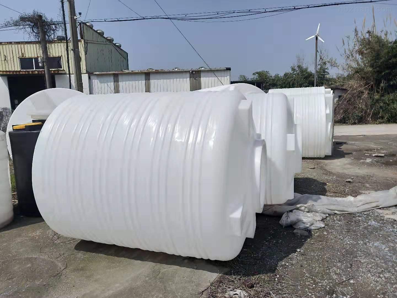 谦源3000L塑料搅拌罐 次氯酸钠储罐