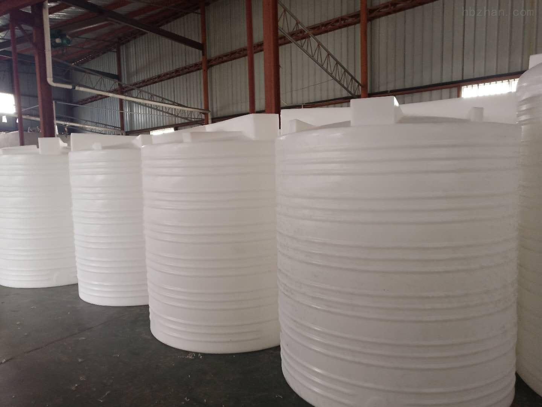 谦源3立方塑料加药桶 磷酸储罐