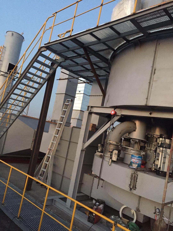 池州RTO蓄热式工厂