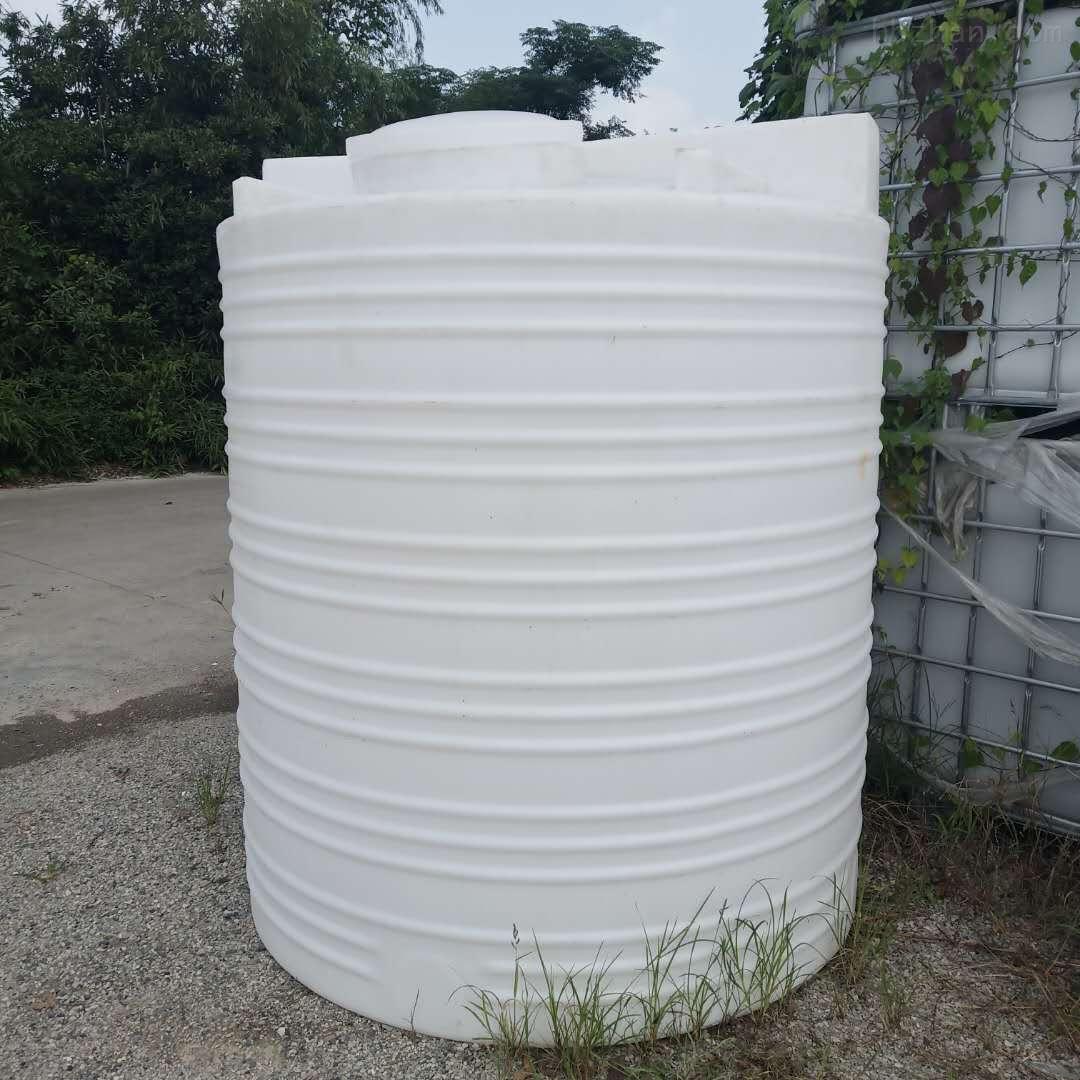 谦源3立方塑料加药桶 氯化铵储罐